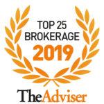 Top 25 Brokerage of 2019 – The Advisor