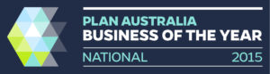 2015 Business of the year – Plan Australia