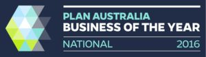 2016 Business of the year – Plan Australia